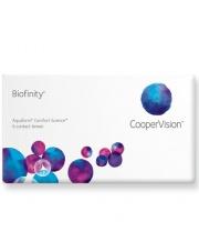 Soczewki Biofinity 3 szt. najlepsza jakość w dobrej cenie
