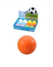 Pojemnik na soczewki Football Case - piłka pomarańczowa