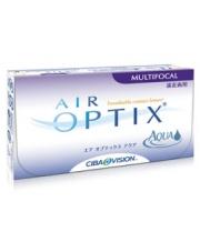 AIR OPTIX®  AQUA  MULTIFOCAL 6 szt. - dokładne widzenie