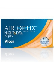 AIR OPTIX®  NIGHT&DAY® AQUA 3 szt.