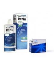 Pure Vision + Renu Multiplus 360
