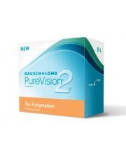 Pure Vision 2HD for Astigmatism 6 szt. nowość! + płyn 60 ml GRATIS!