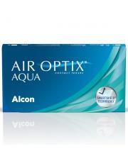 AIR OPTIX®  AQUA 3 szt. - wyśmienite miesięczne soczewki