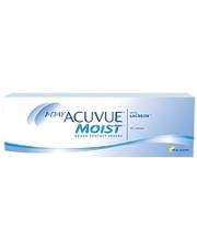 Acuvue 1-Day Moist 30 szt. soczewki jednodniowe