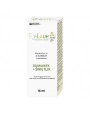 Krople EyeLove Natural Drops 15 ml - rumianek i świetlik