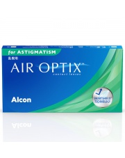 AIR OPTIX®  for  ASTIGMATISM 6 szt. - soczewki toryczne