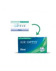 AIR OPTIX®  for  ASTIGMATISM 3 szt. - soczewki toryczne